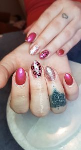 nail artist in weston-super-mare